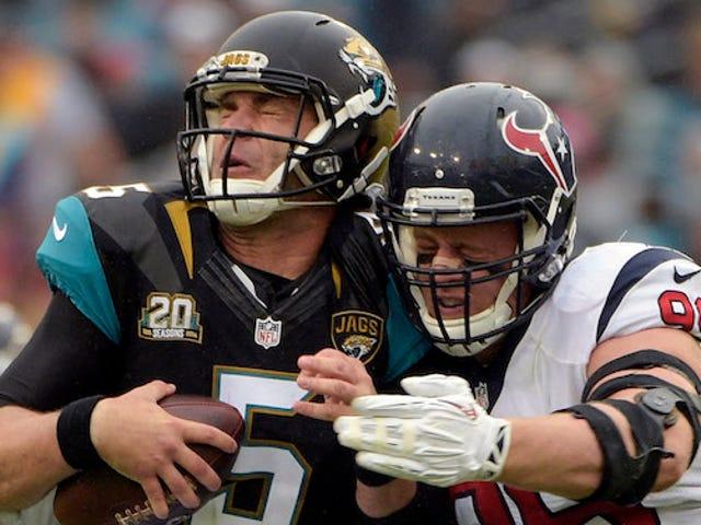 NFL, Hayatta Kalma Faturaları-Jaguar Oyunu İçin Haklar İçin Para Verme Sucker'ı Buldu