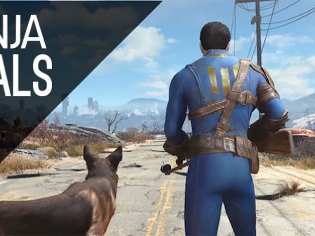 Today's Best Gaming Deals: Fallout 4 For $46, Corsair K70, Lots More