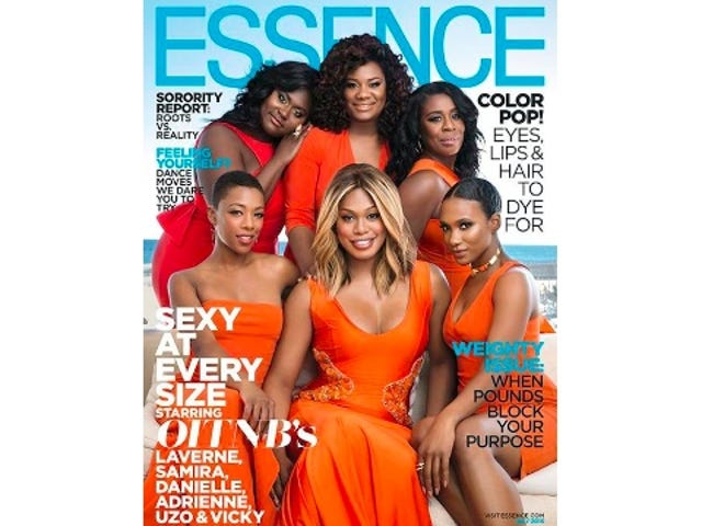 Orange Is the New Black Stars Kill It On the Cover of Essence