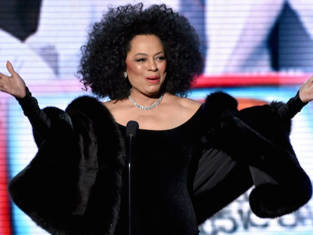 Diana Ross Joins Twitter, Can Hopefully Class Up the Joint