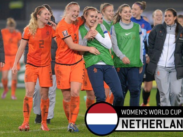 Endlich ein niederländisches Frauenteam, das seinem Namen alle Ehre macht