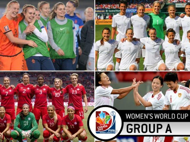 Παγκόσμιο Κύπελλο Γυναικών Ομάδα Προεπισκόπηση: Καναδάς πήρε αυτό (αυτό δεν είναι Jinx)