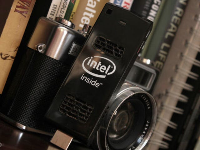 Intel's Cheap Windows PC TV Dongle Is About To Get Way Better