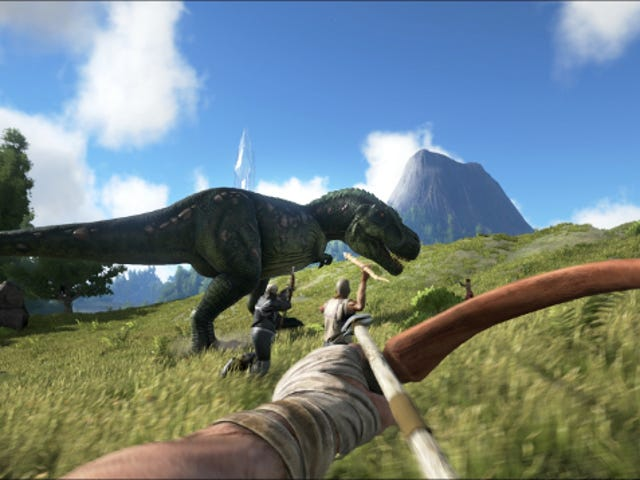 Panoorin sa Akin I-play ang Most Promising Dinosaur Game ng Steam