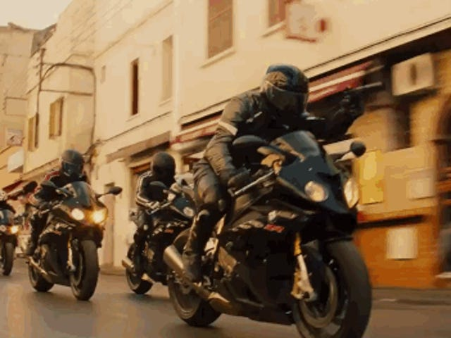 <i>Misión Imposible 5</i> uusi traileri tekee klišeistä puhdasta toimintaa