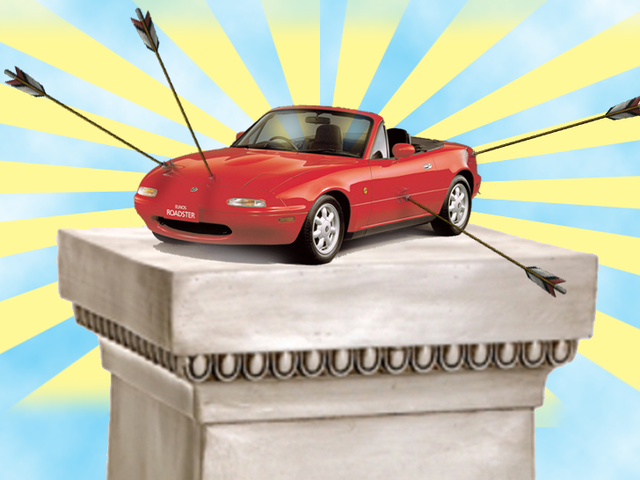 Reddit Kid 'Bullied' Over Miata Was Probably A Hoax, But You're Great