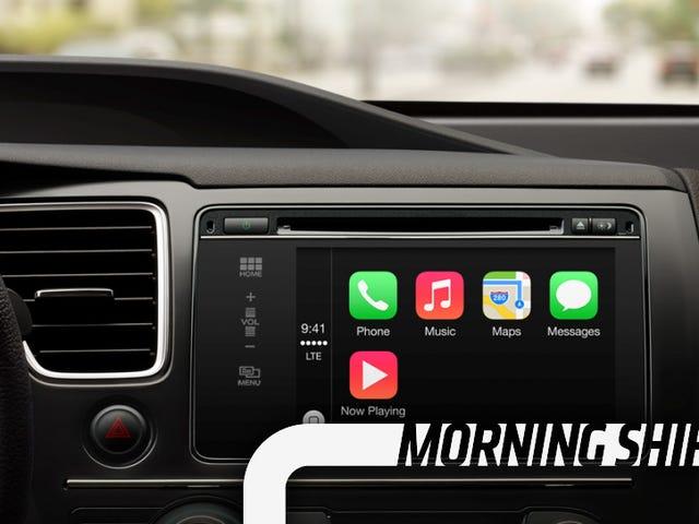 Η Ford και η Toyota δεν θέλουν την Apple και την Google να αναλάβουν το ταμπλό