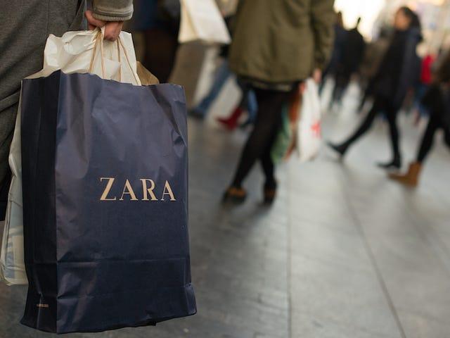 Zara si trova di fronte a una causa di discriminazione da 40 milioni di dollari