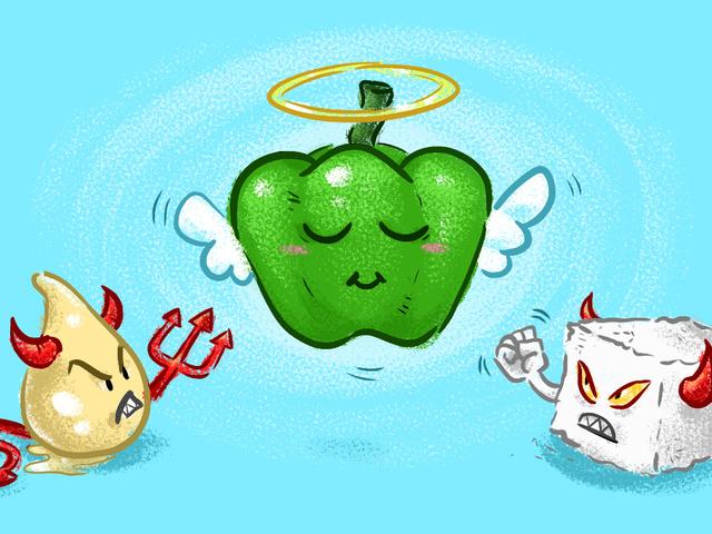 Beslenmeye Gelince Herkesin Kabul Eddiği Tek Üç Şey