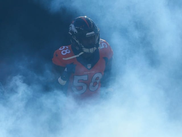 Broncos har en fartskatt, og Von Miller betaler det ofte