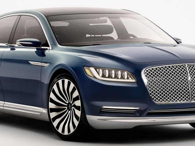 Bentley Designer Calls Out Lincoln Continental In Brutal Facebook Diss