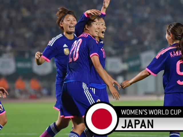 Possono difendere la Coppa del Mondo Champions Giappone Shock di nuovo il mondo?