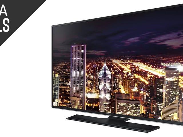 Naik taraf ke TV 4K Samsung Untuk $ 665, Hari Ini Sahaja