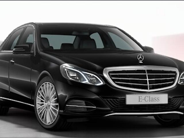 Configure a Mercedes