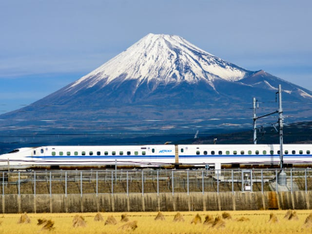 Why Japan's Bullet Train Will Finally Bring High-Speed Rail to America