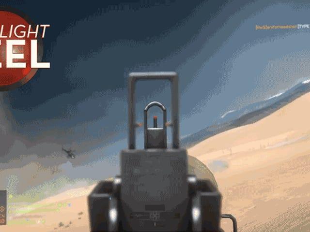 Ace <i>Battlefield 4</i> RPG RPG đã đến với Chopper