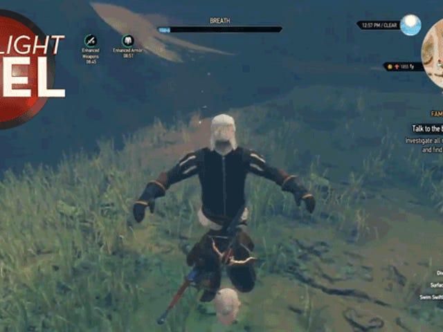 <i>The Witcher 3</i> Memiliki Beberapa Gangguan Hebat