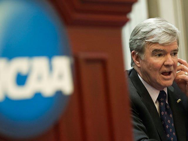 NCAA Sonunda Sahte Kolejlere Karşı Oyunlara Çekiç Düşürdü