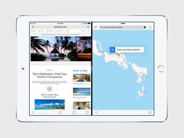 Múltiples ventana es lo que la multitarea en el iPad siempre debió ser