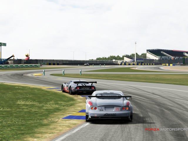 La course de Fourza Le Mans ce dimanche + une mise à jour importante