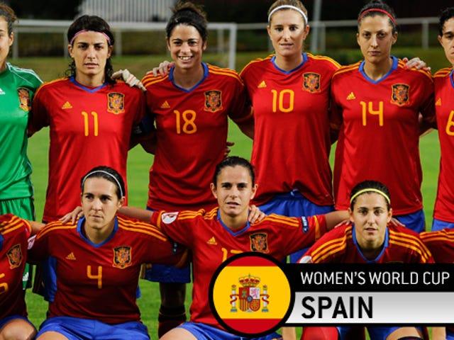 Είναι το πρώτο τους Παγκόσμιο Κύπελλο, αλλά μην υπολογίζετε την Ισπανία απλά