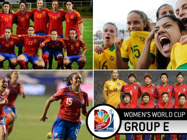 Kadınlar Dünya Kupası E Grubu Önizlemesi: Ortaya Çıkanlar Of Oodles