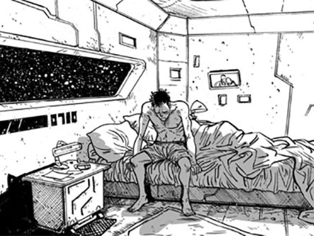 A Sad Comic About The <i>Star Wars</i> Pilot Who Blows Up The Executor