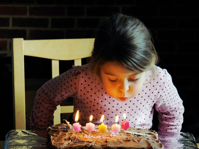 7 Smart Ways To Celebrate Your Child's Birthday