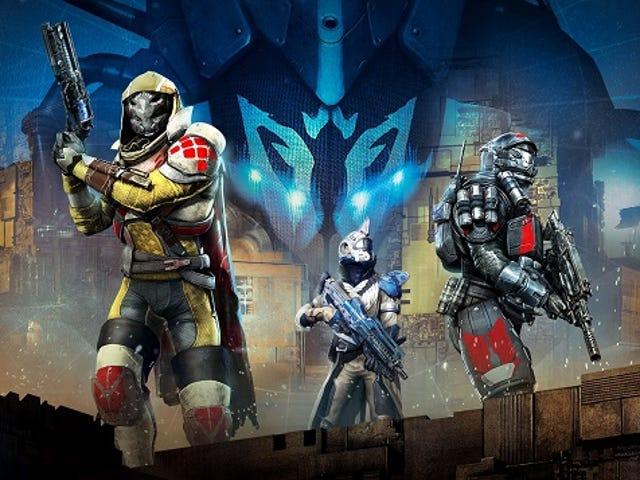 Filtrada la próxima expansión de <i>Destiny</i>: se llamará<em>The Taken King</em>