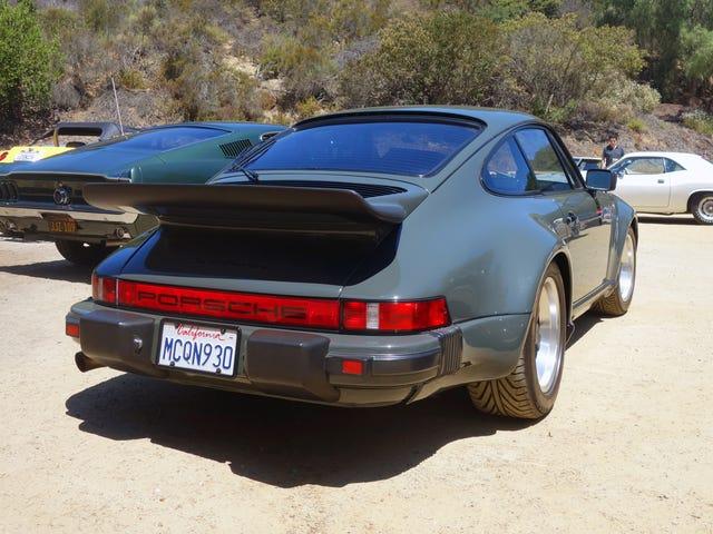 Steve McQueens Porsche 930 To Cross The Block