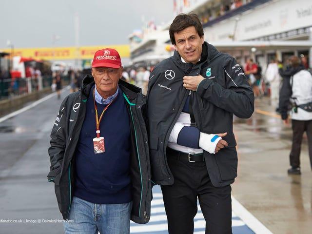 Niki Lauda thật tuyệt vời