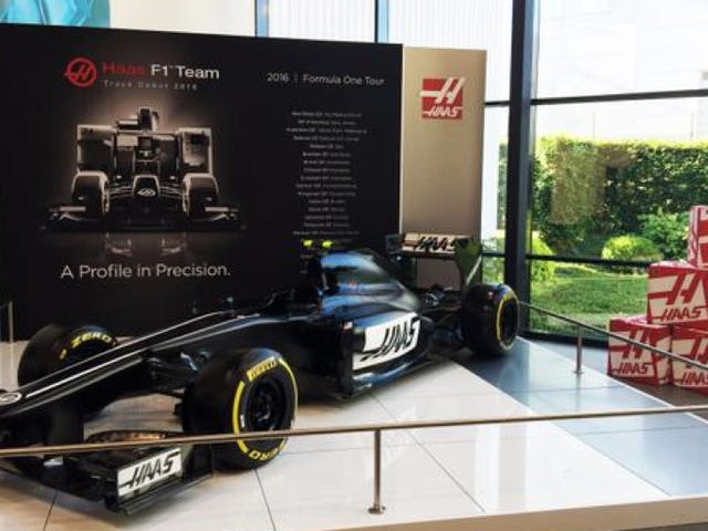 America's Next Formula One Team Actually Built A Car (Update: Maybe Not)