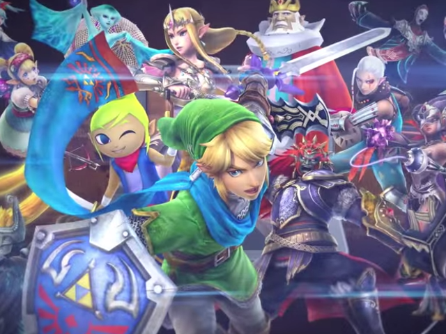 Fans Think Upcoming <i>Zelda </i>3DS Game Has A Playable Female Link
