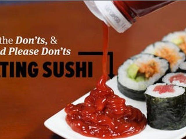 如何做壽司。