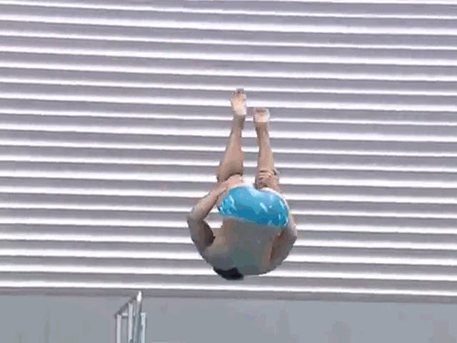 These Filipino Divers Gave It Their Best Shots, And Failed Spectacularly
