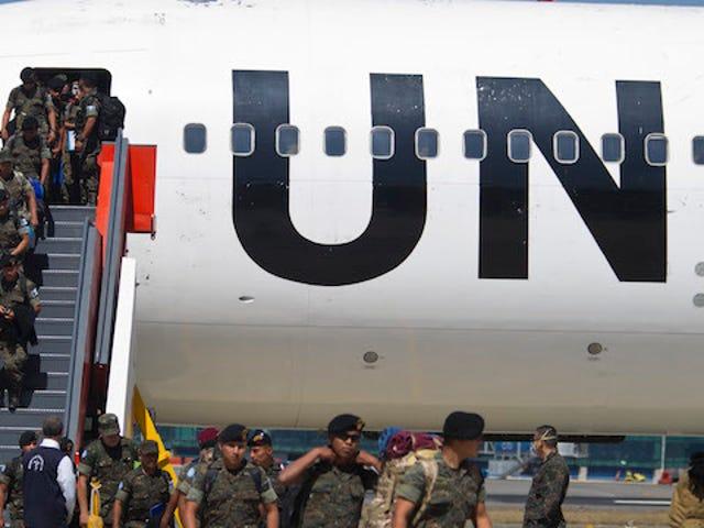 Penjaga Perdamaian PBB Mengalami 'Seks Transaksional' dengan Warga Setempat adalah 'Cukup Umum'