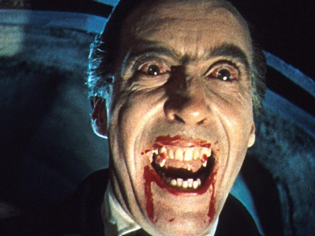 Christopher Lee's last message feels like a premonitory farewell