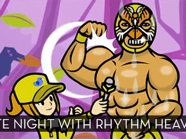 The Up All Night Stream Plays <i>Rhythm Heaven: The Best + </i>[Finished]