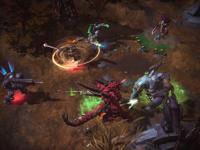 Этим летом Heroes of the Storm начнет тестировать систему банов для своих рейтинговых режимов, директор игры