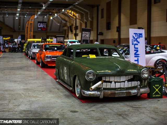 Volvo Amazon with a bad habit