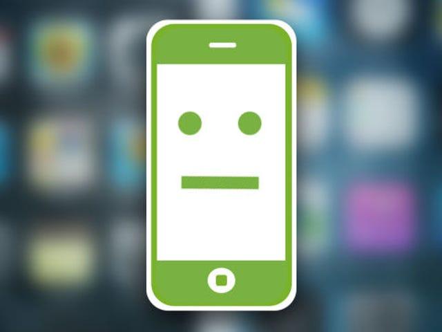 Min smarttelefon trenger ikke å være revolusjonerende