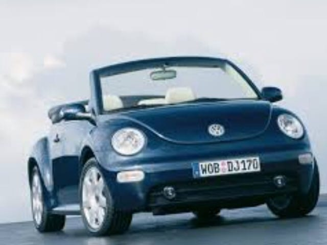 Why the best first car is a 2005 Beetle
