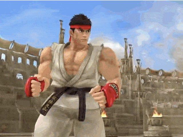 Un personaje icónico de Street Fighter podría llegar a SuperSmash Bros