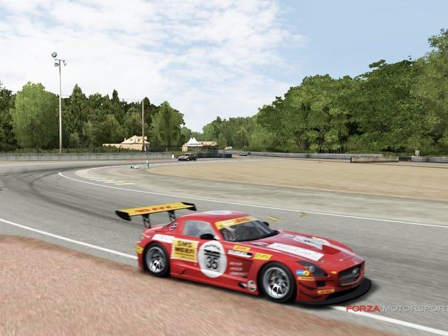 Moins de 24 heures avant Fourza 2.4 heures du Mans