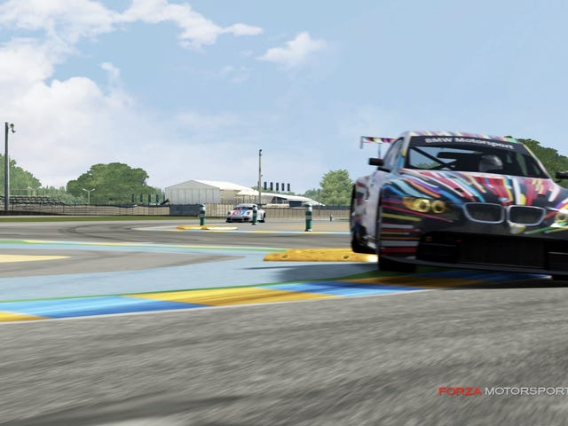 Une heure avant le Fourza 2.4 heures du Mans