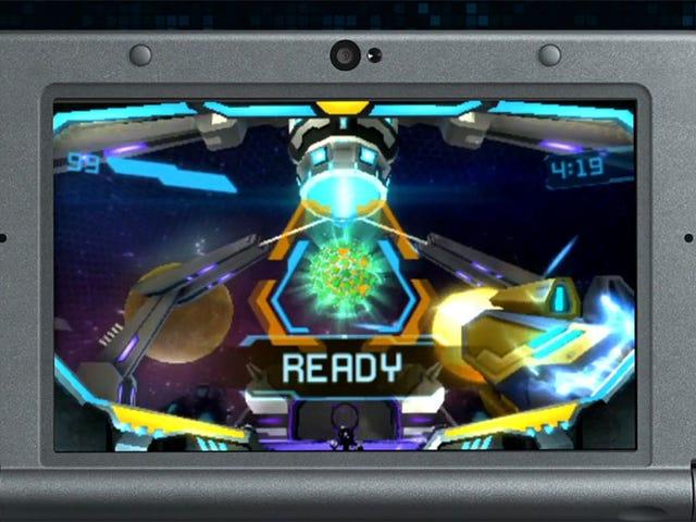 Metroid-Looking Mech Game Blastball Debuts At Nintendo Worlds
