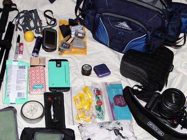 The Geek-Friendly Day Hike Bag