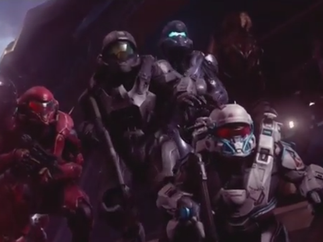 An Extended Look At The <i>Halo 5</i> Campaign