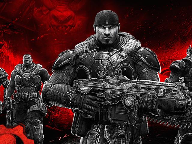 <i>Gears of War Ultimate Edition</i> adalah 25 tahun yang lalu renovado al completo