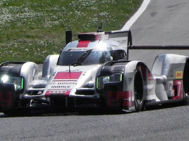 Time to unleash the Audi R24